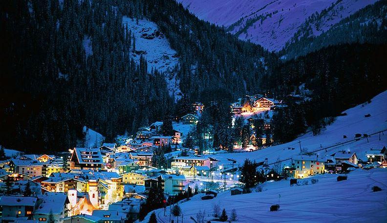 Austria iarna
